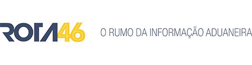 Rota46 – O Rumo da Informação Aduaneira Logo